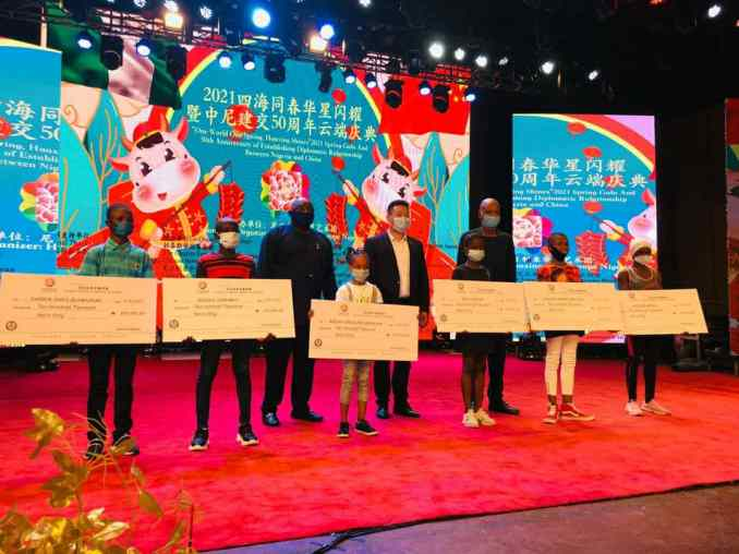 New Year: Chinese community celebrates spring festival – Vanguard News