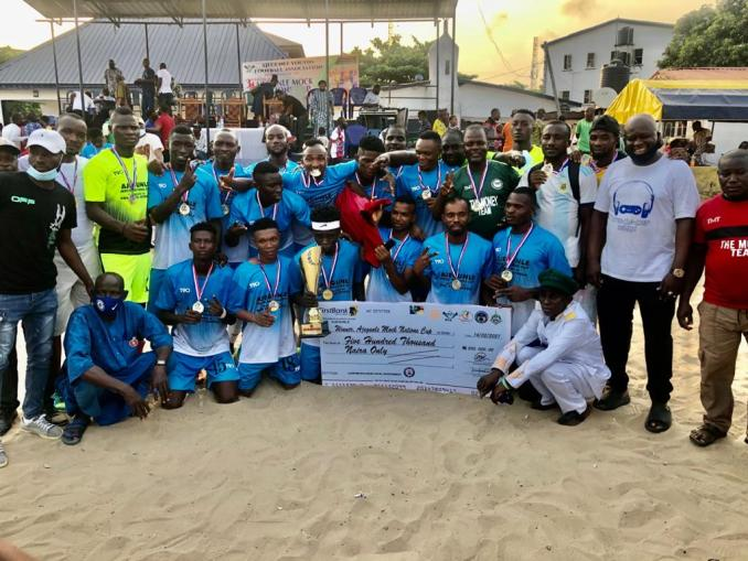 Ajegunle Mock Nations Cup