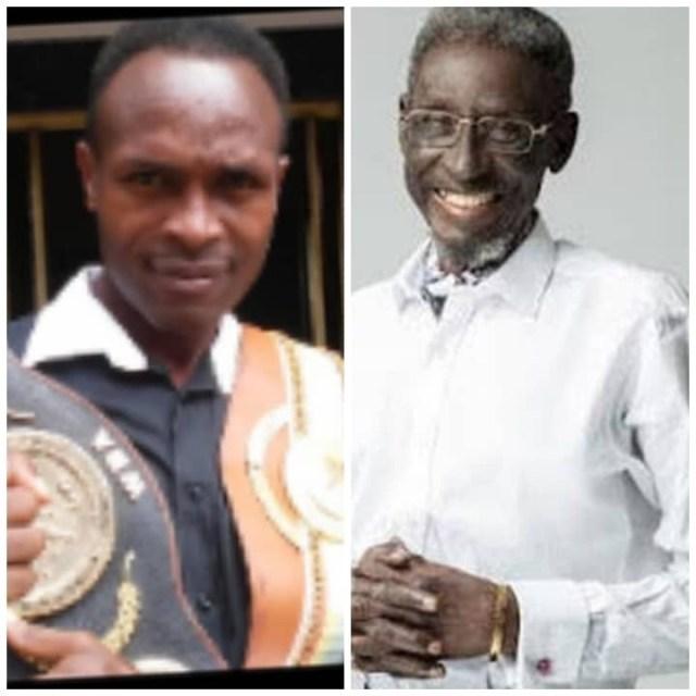 Peter Oboh, Sadiq Dabar