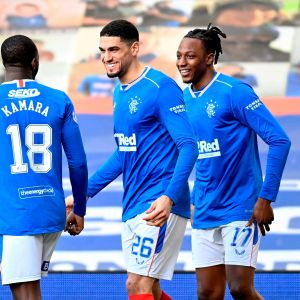 Aribo, Balogun are champions of Scotland with Rangers
