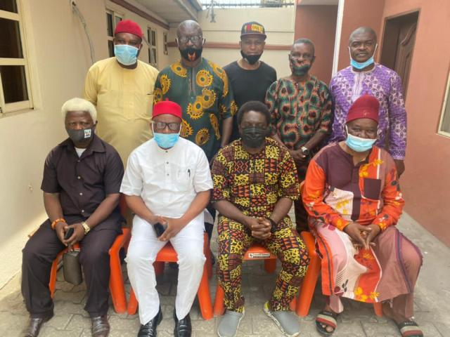 Lagos Igbo leaders join ex-LG chair, Ayodele, urge Tinubu to contest 2023 presidential election