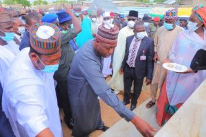 Despite incessant attacks by Boko Haram, residents rejoice as Govt moves to make water available