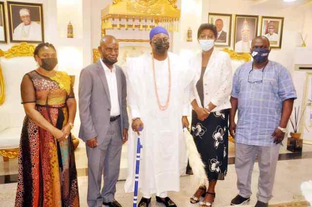Oniru of Iru Land sues for peaceful coexistence among Nigerians