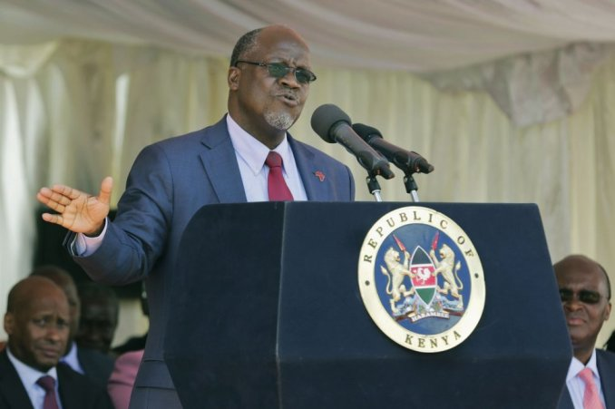 John Magufuli, Tanzania president dies at 61