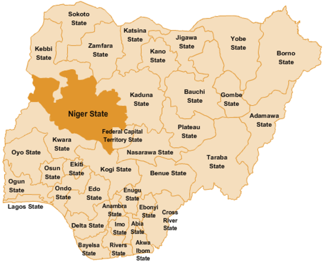 Tragedy as fire burn four family members to ashes in Bida, Niger state