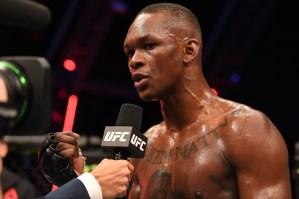 I didn't sleep well before the fight ― Adesanya