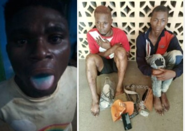 Police arrest 6 suspected robbers, cultists in Lagos, recover arms