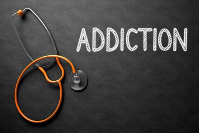 Pentazocine addiction