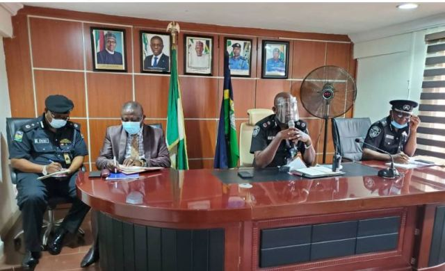 LAGOS: CP Odumosu deploys more mobile policemen to correctional centres