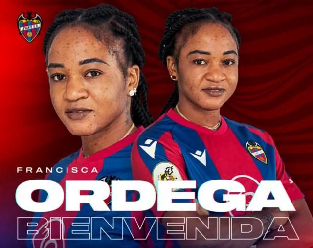 Francisca Ordega
