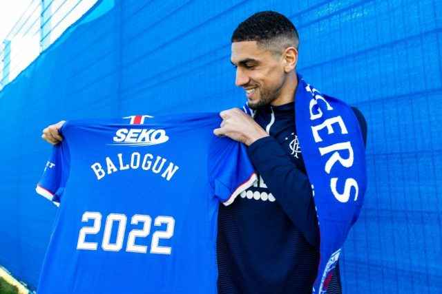 Super Eagles defender Leon Balogun pens contract extension at Rangers