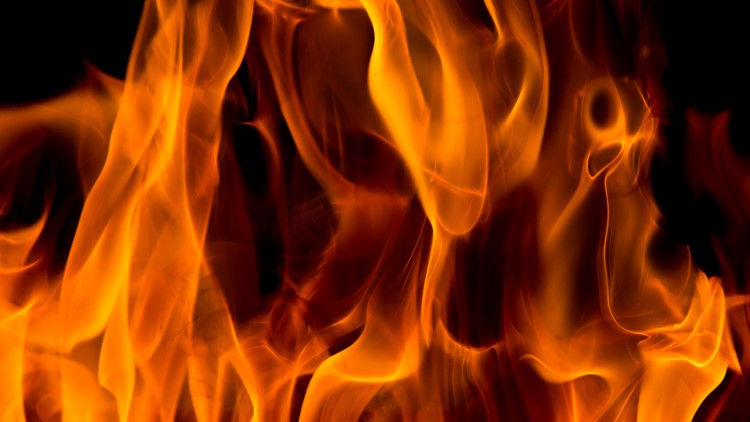 BREAKING: Delta Police Headquarters gutted by fire