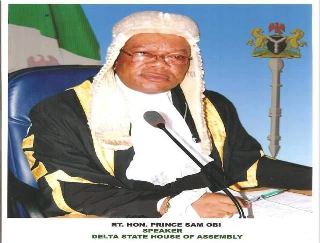 Former Delta Acting Governor, Sam Obi, is dead