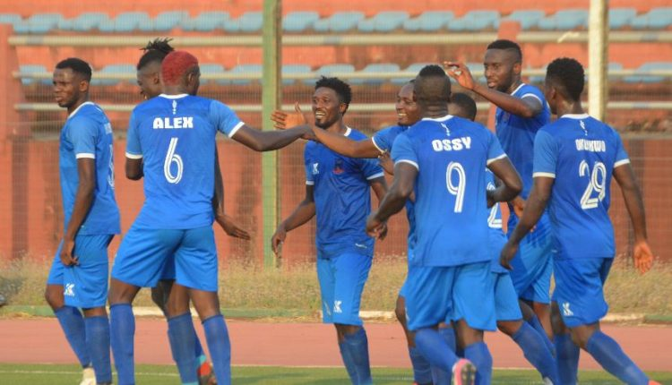 NPFL: Super-sub Chinonso dazzles with brace as Lobi Stars trounce Jigawa GS