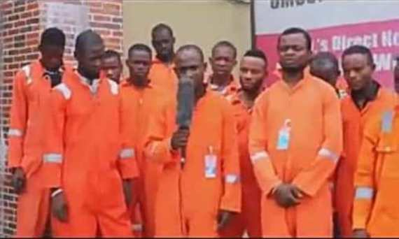 8 repentant militants, kidnappers become pastors in OPM Church