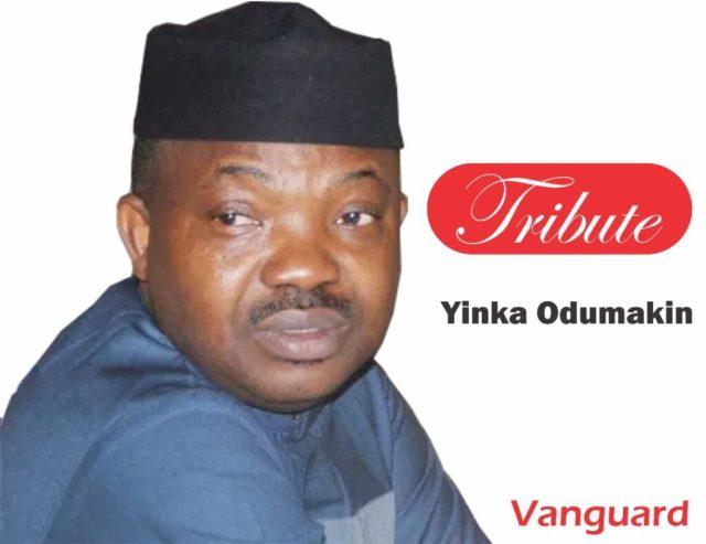 Yinka: Basking in the shadow that you cast ― Dr Joe Odumakin