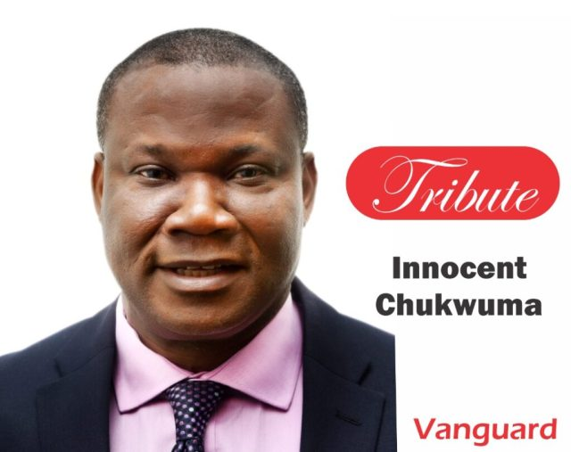 Tribute: We have lost our Innocent- ByChido Onumah