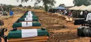 Konshisha crisis: Ortom apologizes to families of slain soldiers