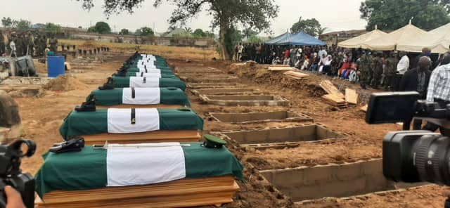 Konshisha crisis: Ortom apologizes to families of slain soldiers
