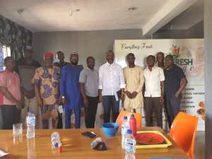 Chidoka takes unlocking Naija conversation to Osun State