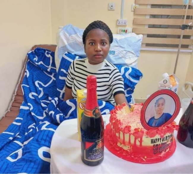 Ada Jesus dies two days after the birthday celebration