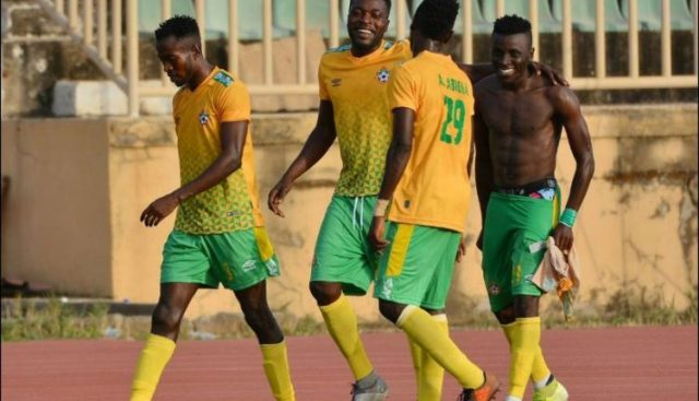 NPFL: Kwara United maintain top spot after 2-0 win over resilient Nasarawa United