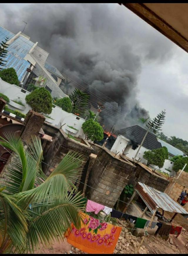 Razing Uzodinma's home, criminality taken too far, says NGF