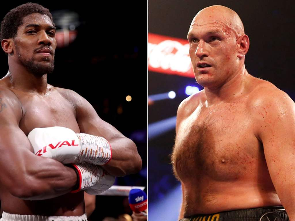 BOXING: Saudi Arabia set to host Joshua, Fury mega fight billed for August