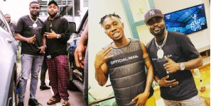 Davido, Mayorkun, Zlatan rock multi-million naira worth watches by Accolade Jewellers