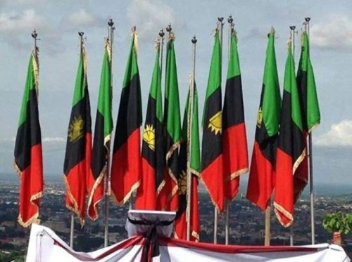 Biafran flag e1447265165698