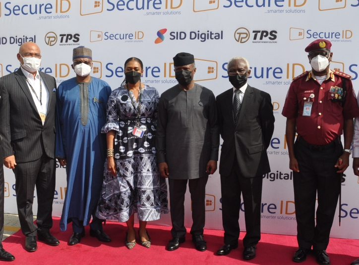 Smart card manufacturing: SecureID brings Nigeria to fore of global  competitiveness — Osinbajo - Vanguard News