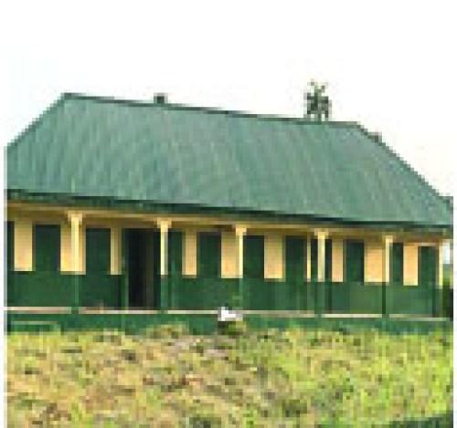 Lawmaker breaks jinx, builds secondary school in Edo community