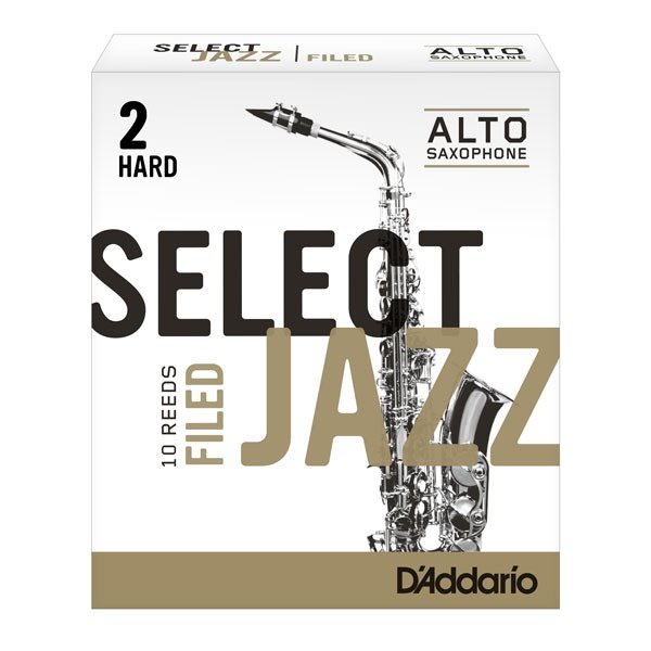 Select Jazz Alto Reeds
