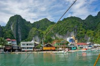 THE PHILIPPINES – A BACKPACKER'S GUIDE - The little town of El Nido in Palawan