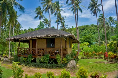 LAS CABANAS RESORT – PALAWAN, PHILIPPINES - Back to the roots at our home