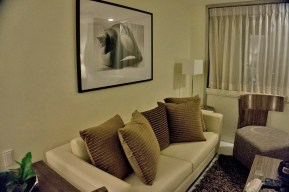 THE QUEST HOTEL – CEBU CITY, PHILIPPINES - Living room