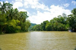 THE PHILIPPINES – A BACKPACKER'S GUIDE - River Tour