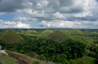 THE PHILIPPINES – A BACKPACKER'S GUIDE - The chocolate hills in Bohol