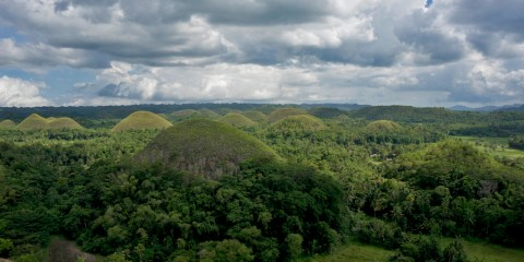 THE PHILIPPINES – A BACKPACKER'S GUIDE - Still a mystery