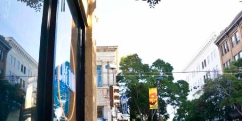 CREAM – BERKELEY, CA – USA - Entrance sign