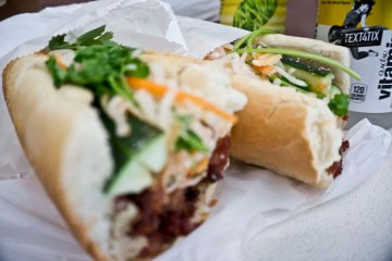 BANH MI SAIGON – NEW YORK CITY, NY – USA - Sandwich