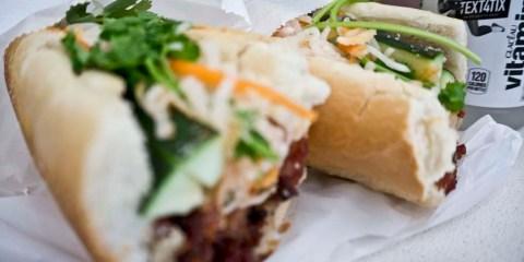 BANH MI SAIGON – NEW YORK CITY, NY – USA - Sandwich