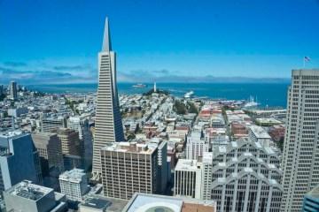 MANDARIN ORIENTAL – SAN FRANCISCO, CA – USA - Amazing unique view over San Francisco