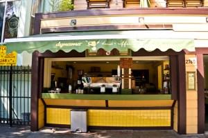 Dynamo Donut & Coffee - Shop front