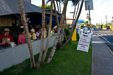 ONO TACOS – MAUI, HI – USA - A cute small restaurant
