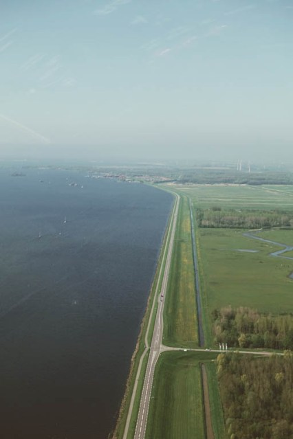 Helicopter Tour Flevoland030