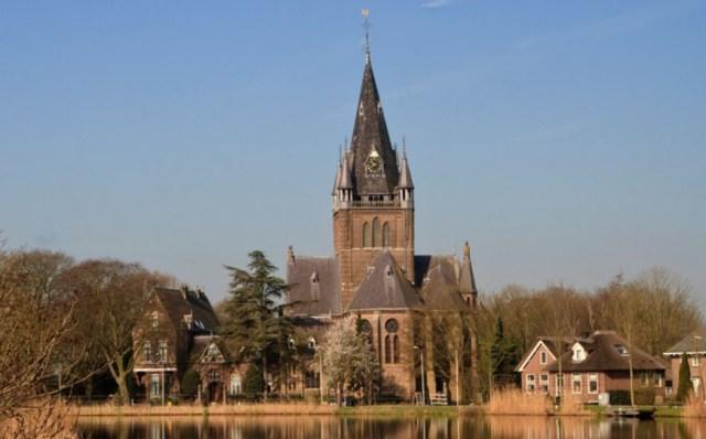 Urbanuskerk Nes aan de Amstel