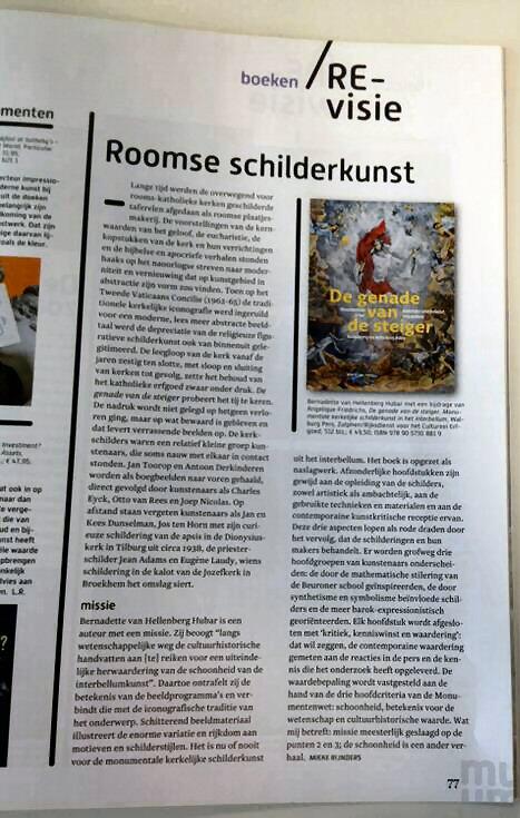 Mieke Rijnders recensie-