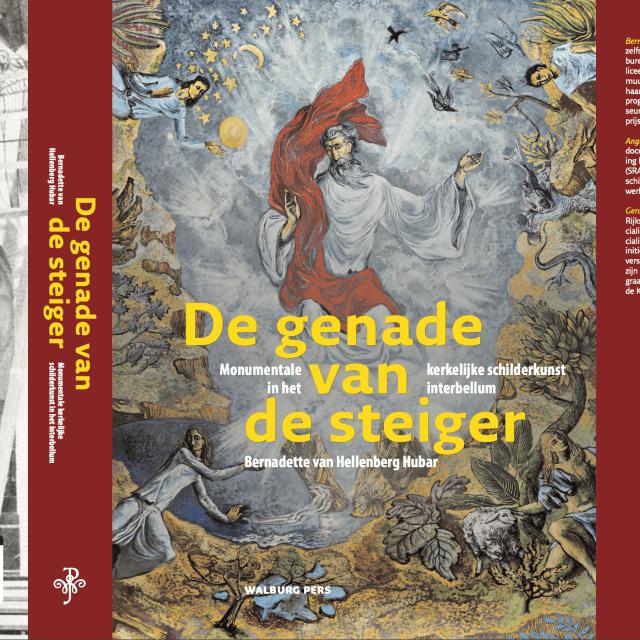 'De genade van de steiger. Monumentale kerkelijke schilderkunst in het interbellum' (2013).