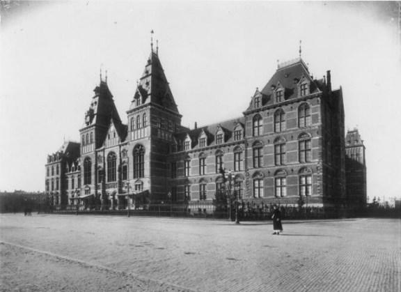 Het Rijksmuseum van Pierre J.H. Cuypers (1875-1885)